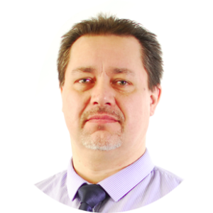 Ing. David Janoušek hlavní analytik